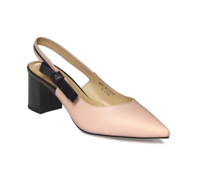 Туфли женские El Tempo WAN47_N232-A228 розовые 38 EU