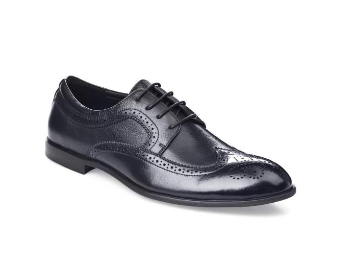 Туфли мужские El Tempo WAN41_L55-11 синие 43 EU