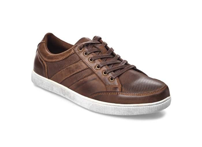 Кеды мужские El Tempo VIC78 коричневые 40 EU