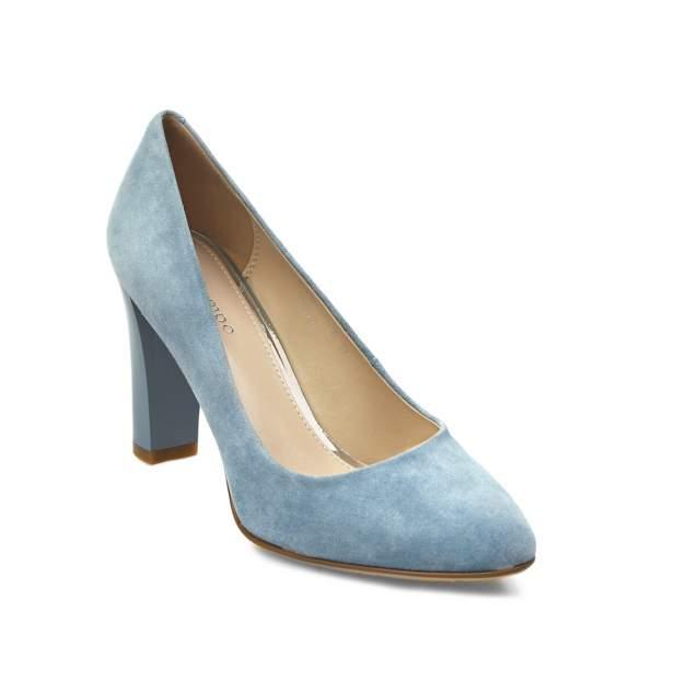Туфли женские El Tempo VIC31_4-F93-11 голубые 38 EU