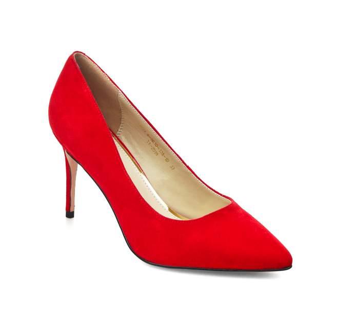 Туфли женские El Tempo VIC27_4-8E10-13 красные 35 EU