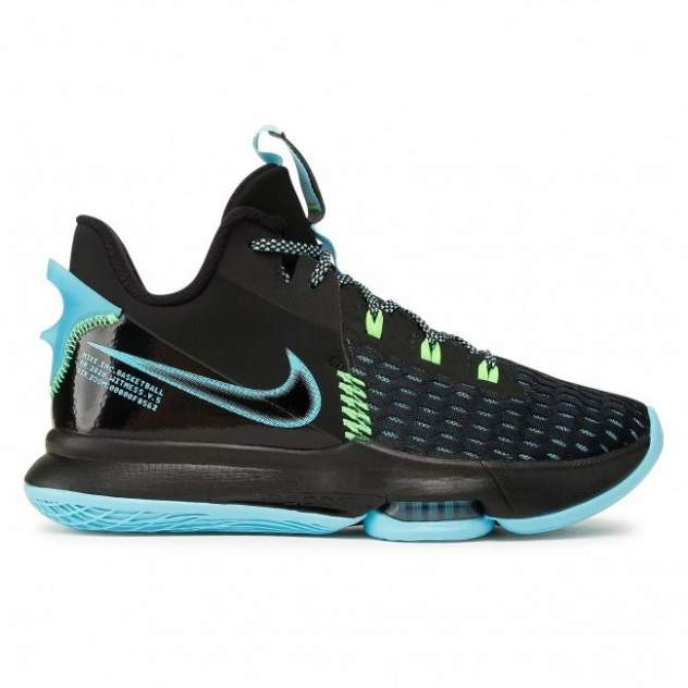Кроссовки мужские Nike Lebron CQ9380, черный