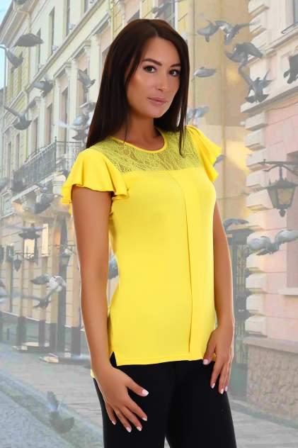 Женская туника Миллена Шарм 24612, желтый