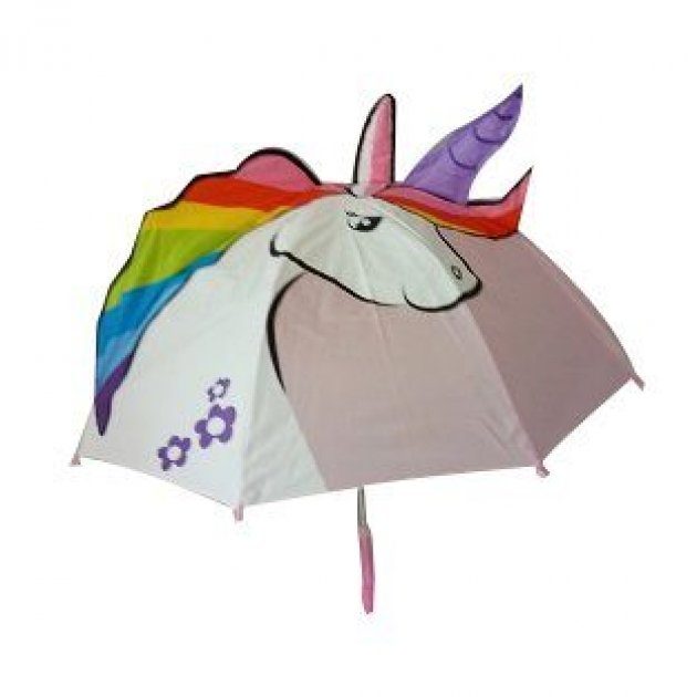 Зонт детский единорог 46 см Mary Poppins 53703