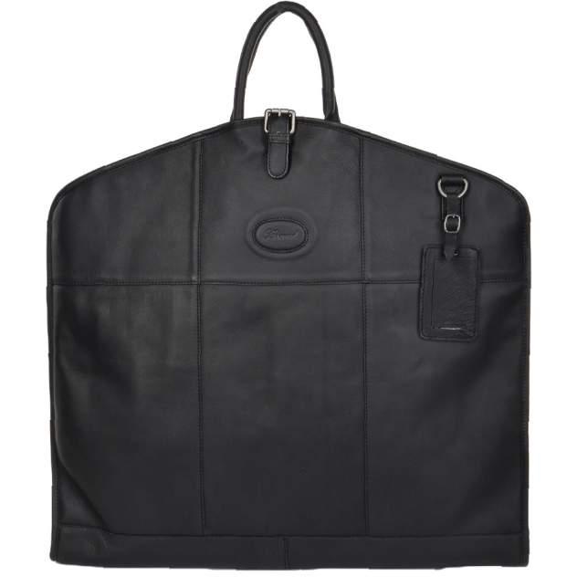 Портплед Ashwood Leather AL8145, черный