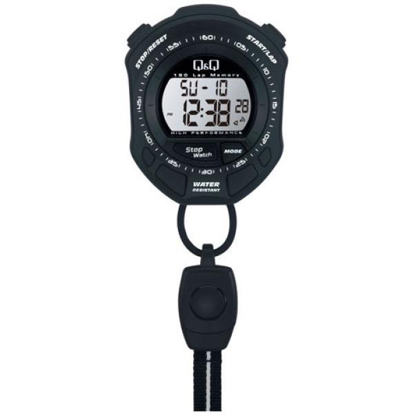 Карманные часы Q&Q MF01-002 черные