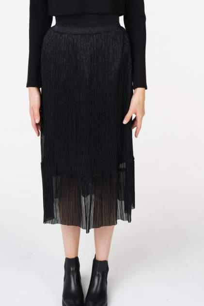 Юбка женская Fashion.Love.Story. 18PS6025 черная 40 RU