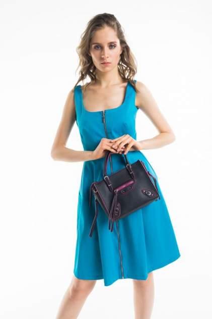 Женское платье LA VIDA RICA 5891, бирюзовый