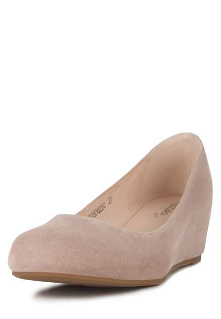 Туфли женские T.Taccardi comfort 710017474 бежевые 39 RU