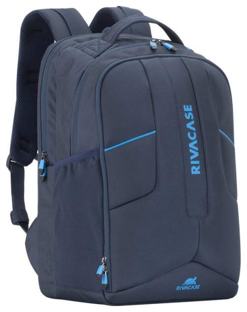 "Рюкзак для ноутбука RIVACASE Borneo 7861 Темно-синий 17,3"""