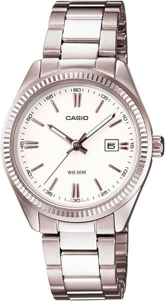 Наручные часы кварцевые женские Casio Collection LTP-1302PD-7A1