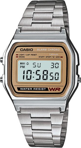 Наручные часы электронные мужские Casio Collection A-158WEA-9E