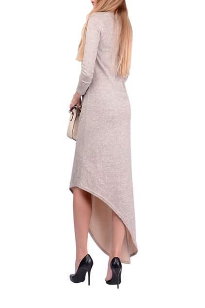 Платье женское FRANCESCA LUCINI F0816-6 серое 46 RU