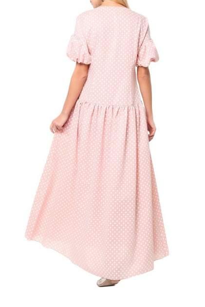 Платье женское KATA BINSKA LAIZA 190262 розовое 50 EU