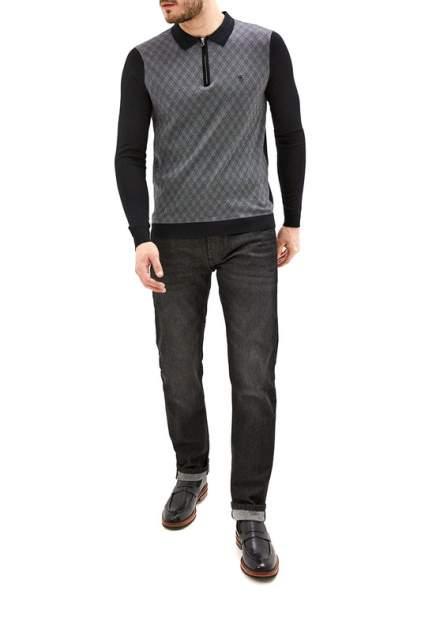 Рубашка мужская La Biali 5107/120 СЕРая серая M