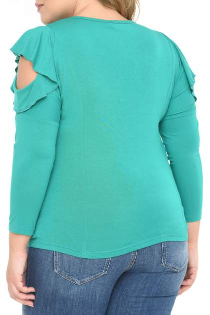Блуза женская SVESTA C2044VER зеленая 52 RU