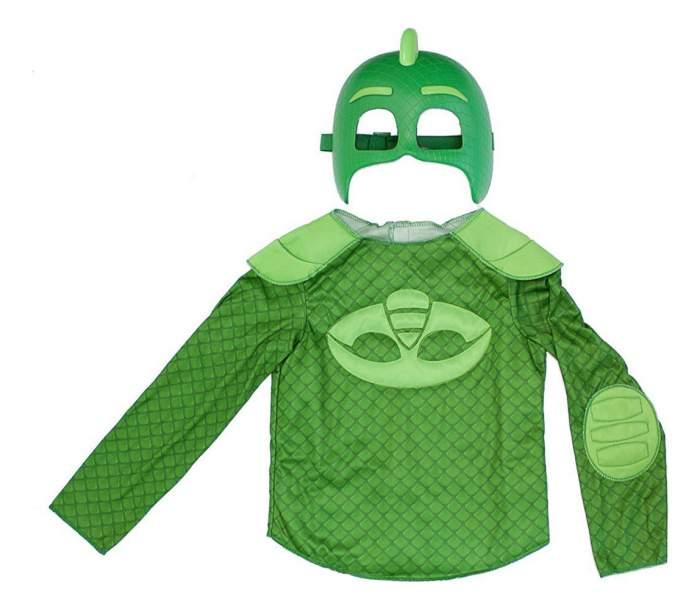 Карнавальный костюм PJ Masks Гекко рост 122 см