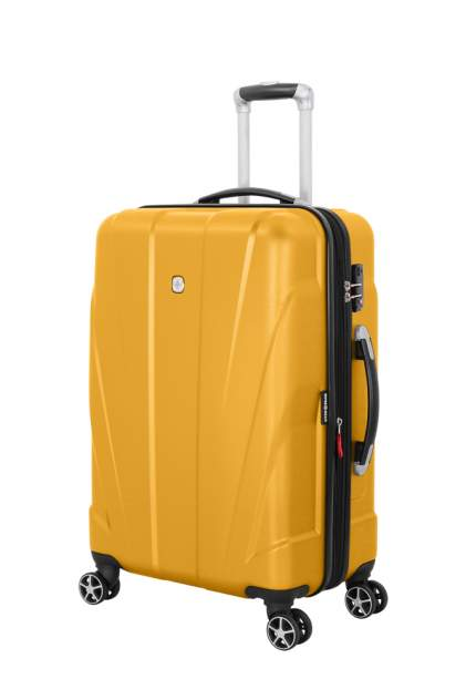 Чемодан средний SWISSGEAR ADAMS 7798217167 желтый 64 л