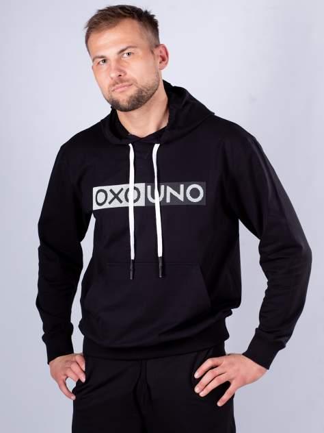Джемпер мужской Oxouno черный XL