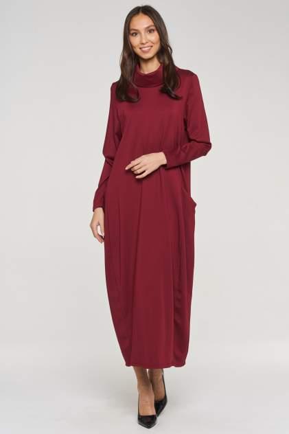 Платье женское VAY 192-3550 красное 56 RU