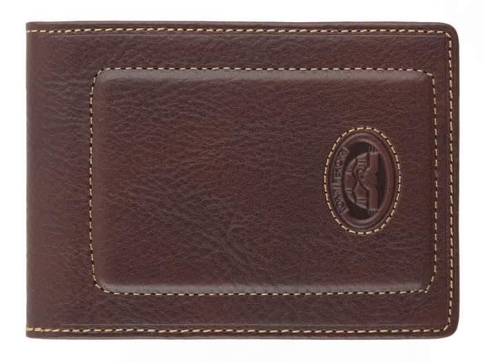 Обложка для удостоверения Tony Perotti 333437 коричневая