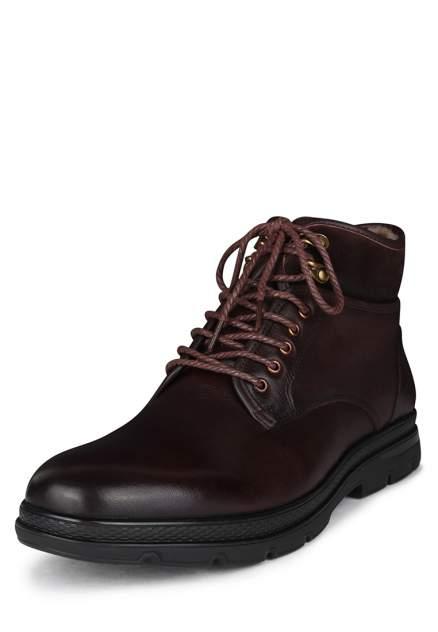 Ботинки мужские Pierre Cardin 26107010 коричневые 41 RU