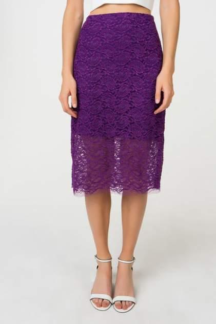 Женская юбка AScool SK3007, фиолетовый