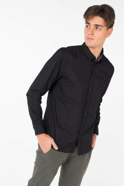 Рубашка мужская Blend 20706464 черная L
