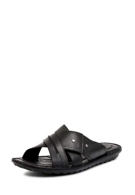 Шлепанцы мужские Alessio Nesca Comfort 710018079, черный