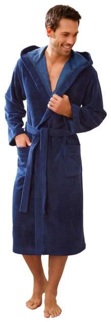 Халат Morgenstern Marc 5510 синий XL