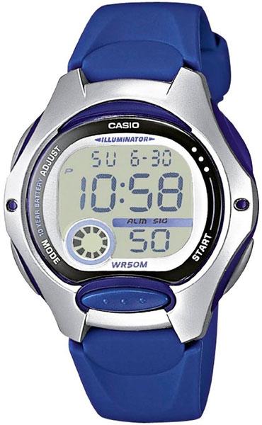 Наручные часы электронные женские Casio Collection LW-200-2A