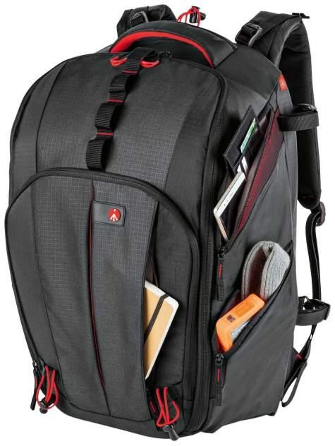 Рюкзак для фототехники Manfrotto Pro Light Cinematic Balance черно-красный