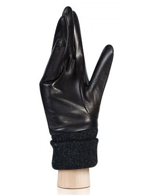 Перчатки мужские Eleganzza IS8038 черные 8.5