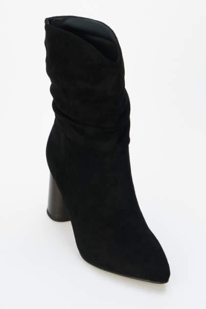 Полусапоги женские Betsy 998025/04 черные 40 RU