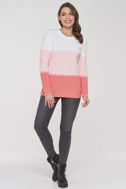 Джемпер женский VAY 182-4737 розовый 52 RU