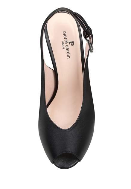 Туфли женские Pierre Cardin 710018108 черные 38 RU