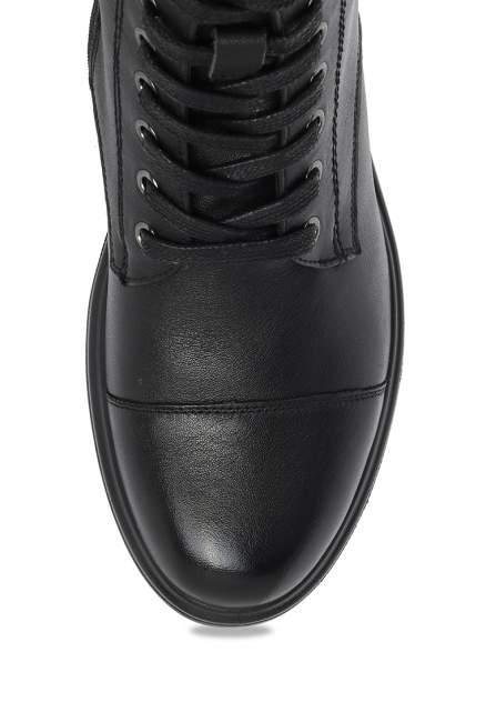 Ботинки женские Kari 256071B0 черные 40 RU