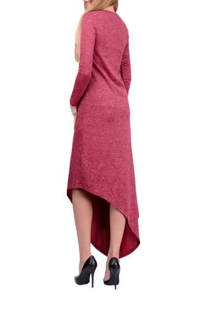 Платье женское FRANCESCA LUCINI F0816-8 красное 46 RU