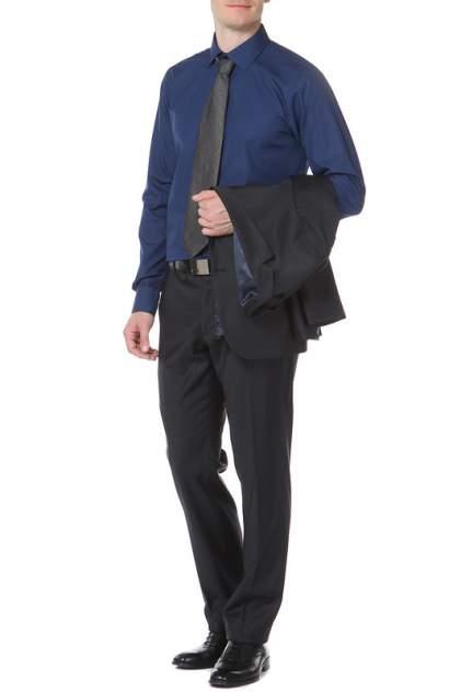 Рубашка мужская MONDIGO 16605/ синяя M
