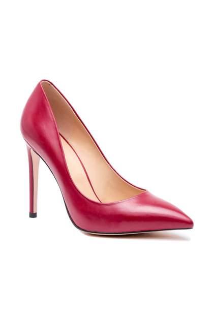 Туфли женские Vitacci 49925-1 красные 37 RU
