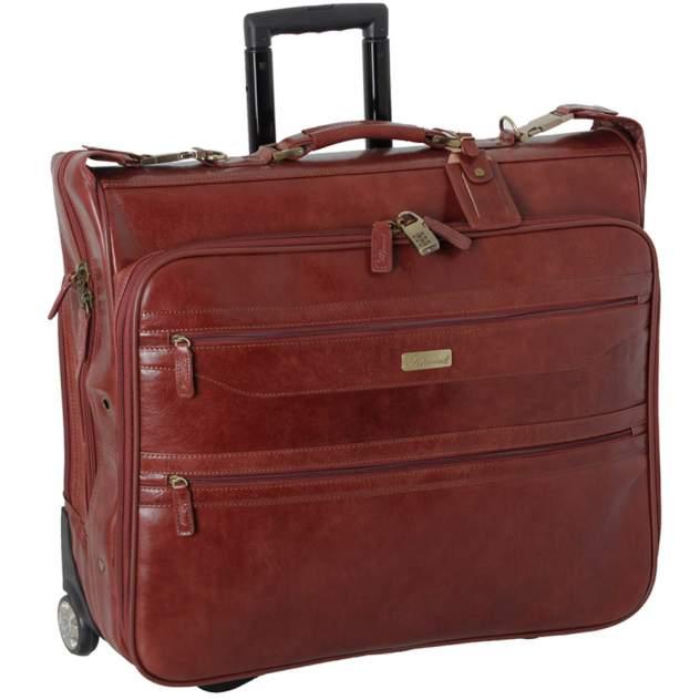 Портплед Ashwood Leather AL63421109, коричневый