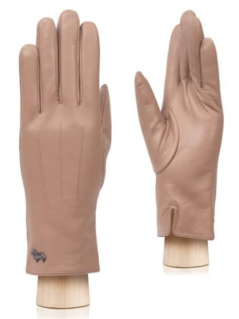 Перчатки женские Labbra LB-4607-1 бежевые 7.5