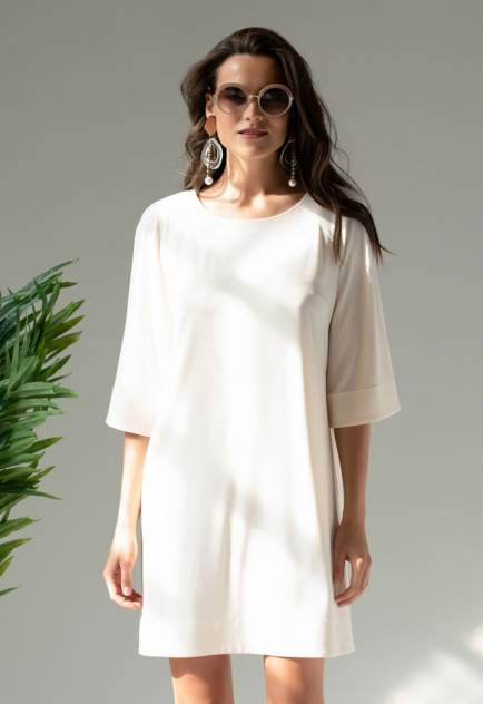 Платье женское Laete 60422-1 бежевое XL