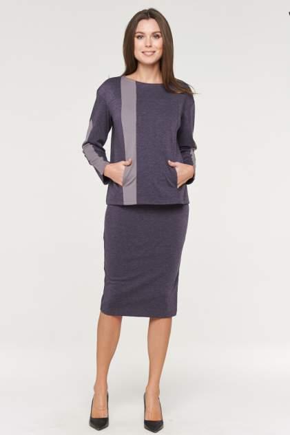 Женский костюм VAY 182-3446, фиолетовый