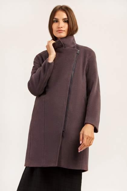 Женское пальто Finn Flare A19-11007, красный