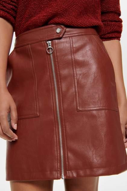Женская юбка ONLY 15181142, коричневый