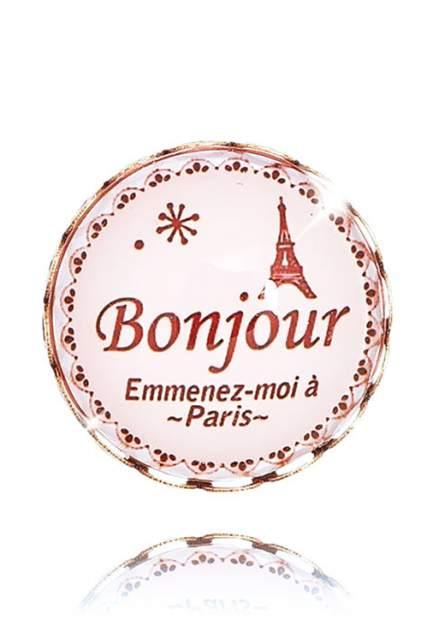 Брошь женская ViviTrend Париж 51149 розовая