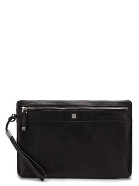 Клатч мужской кожаный Eleganzza Z-60015 черный
