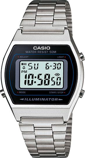 Наручные часы электронные мужские Casio Illuminator Collection B640WD-1A
