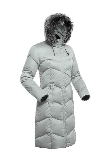 Пуховое пальто  SNOWFLAKE 5454-9605-L СЕРЫЙ L